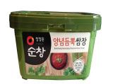韩国进口调料 清净园 顺昌蒜蓉酱 烤肉酱 包饭酱