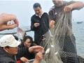 深圳以及惠州地区休闲游玩 漂流 出海捕鱼 农家休闲