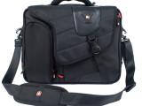 厂家新款电脑包15寸笔记本公文包单肩斜跨包多用商务休闲男包9527
