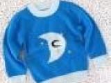 厂家批发0-6月婴幼儿宝宝正品山羊绒衫薄款 秋款童装一件起批
