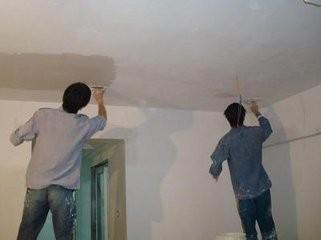 卢湾区黄陂南路附近办公室装修 地板翻新刷油漆墙面修补粉刷服务