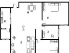 中兴世纪城西区一套可以商业贷款的房源接受18楼的来中兴世纪城西区