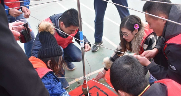 2018年南京江宁公司户外拓展团建请找达尔文团建