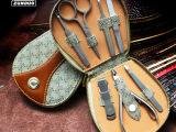 新款美甲美容工具套装 美妆指甲剪 指甲钳修指甲刀工具套装 定制