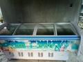 两米半冷冻保鲜展示柜