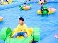 陕西西安现款儿童充气成蹦蹦床室外经营全天盈利模式