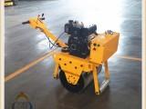 手扶压路机 回填土压路机优质耐用