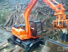 山东恒特HTL80二手挖掘机