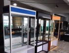 厂家直销钛合金玻璃精品展示柜货架货柜