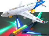空中巴士A380 闪光电动飞机 儿童电动