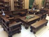 供应老船木茶桌茶台老船木茶桌品质好的船木茶桌 沙发罗汉床