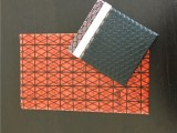 成都ESD靜電袋廠家供應電子元件包裝氣泡袋 黑色導電膜氣泡袋