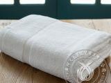 毛巾厂家批发 酒店客房专用白色纯棉毛巾 16缎档螺旋面巾 可绣字