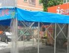 合肥中盛伸缩遮阳篷帆布帐篷活动推拉雨棚停车篷直销