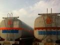 山东出售二手散装油罐运输半挂车 包提档过户 原车手续