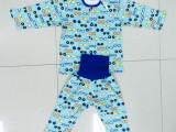 厂家直销 正品外贸尾货原单 可爱印花婴儿服 全棉长袖高腰套装