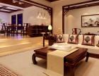 兰州实创装饰 榆中亨威璟苑225 中式风格装修案例