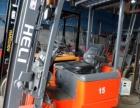 九成新二手杭州叉车3吨 二手电动叉车1吨1.5吨叉车低价转让