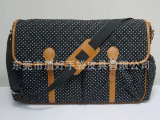 最新款式时尚休闲多功能单肩妈咪包 套装组合妈咪包 户外妈咪包