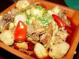 让人回味的川菜芋儿鸡