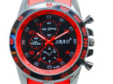 【伙拼】淘宝爆款男士石英手表学生运动手表外贸高档品牌手表批发