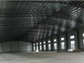 桥头新空出单一层钢构厂房1200平米 滴水9米