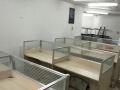低价清仓95成新办公家具员工卡位老板台,书柜会议桌