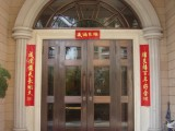 别墅门选择铜门有什么好处