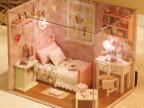 手工DIY小屋批发 阳光天使 创意礼物 模型玩具 支持一件代发