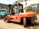二手5噸杭州叉車個人急轉讓,二手合力叉車出售,單位專用車