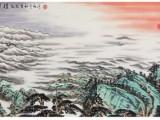 中国当代书画名家真迹大全 15张创作证书保障