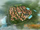 南昌3D三维图 鸟瞰图 景观图制作