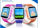 儿童智能电话手表1.44触摸屏定位手机插