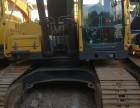 枣庄个人一手沃尔沃210B挖掘机整车原版低价出售中