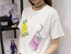 工厂大量处理库存地摊货时尚韩版女新款短袖纯棉T恤货跳楼价批发