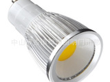 COB射灯灯杯,COB:3/5/7W面光源 MR16 GU