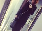 钱夫人街头港 黑色带帽长款加绒卫衣面料长裙超舒服手感