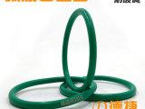 厂家批发O形橡胶密封圈 氟橡胶O型圈 耐高温耐酸碱绿色氟胶O型圈