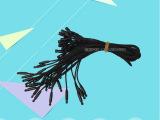高档吊绳 子弹头蜡绳吊粒吊绳 吊牌绳子