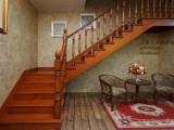 烏魯木齊怡達實木樓梯 現場測量 精準設計 定制樓梯