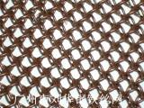 专业生产 幕墙装饰金属网 金属轧花装饰网 外墙装饰网