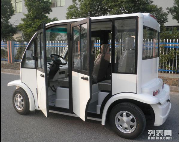 畅销国内外的4-5座电动观光车