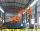 陕西西安水陆挖掘机出租改装加盟 工程机械