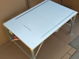 折叠便携木工桌木工简易推台锯
