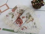 高档布艺桌旗【真琴】夏威夷风情桌布桌旗厂