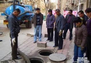 祁门疏通下水道清理化粪池淤泥高压工程车清洗管道公司