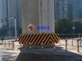 勝特科技高鐵橋架防撞設施 復合材料防撞墩