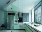 万柏林安装店铺钢化玻璃门 维修地弹簧玻璃门