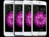 IPHONE6全屏钢化玻璃膜苹果6 5.5边框全屏钢化膜手机贴膜