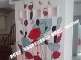 上海|个性手绘墙|酒吧涂鸦墙|酒店壁画|顶棚喷绘